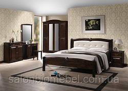Спальня из массива гевеи со скидкой