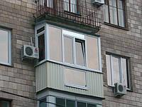 Ремонт балкона под ключ, балконы с нуля, окна, сварочные работы