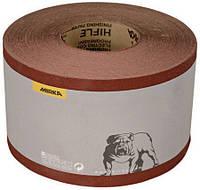 Наждачная бумага в рулоне Mirka Hiflex P180 (красная) 115мм х 50м