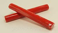 """Полимерная глина """"Пластишка"""" палочка 17 грамм, цвет: красный алый"""