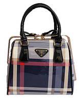 Женская лаковая сумка Барбери Lak-6