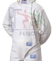 Детская фехтовальная куртка из эластичного материала PBT (350 N), фото 1