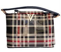 Женская лаковая сумка Барбери Lak-10