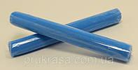 """Полимерная глина """"Пластишка"""" палочка 17 грамм, цвет: голубой"""