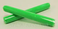 """Полимерная глина """"Пластишка"""" палочка 17 грамм, цвет: зеленый флуоресцентный (салатовый)"""