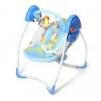 Кресло-качалка BT-SC-002 BLUE . Колыбель-качели