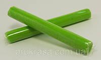 """Полимерная глина """"Пластишка"""" палочка 17 грамм, цвет: оливковый"""