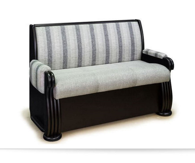 Кухонный диван Александра (цвет Венге, Массив)