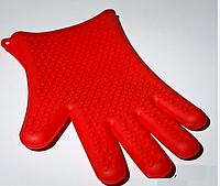 EM7137 EMPIRE Силиконовая перчатка-прихватка с 5-тью пальцами