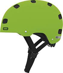 Велошлем ABUS SCRAPER KID v.2 green (S)