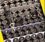 Запобіжник 5х20мм скло, 0,1 А 250В, упаковка 100шт, фото 3