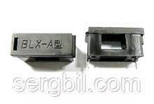 Тримач запобіжника 5х20мм BLX-A на плату закритий