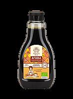 Сироп агавы с кленовым сиропом, bio, Organica for all
