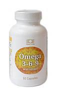 Омега 3-6-9 (Omega 3-6-9) источник ПНЖК, 60 капсул