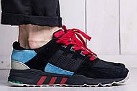 Кроссовки мужские Adidas Equipment Running Support 93 Earth Carbon (адидас) реплика