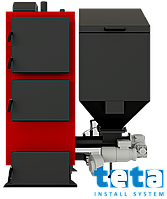 Котел пеллетный Altep КТ-2Е-SH 17 кВт
