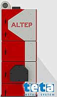 Котел твердотопливный Альтеп КТ-2Е-U