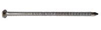 Гвозди ершеные 3×80 мм