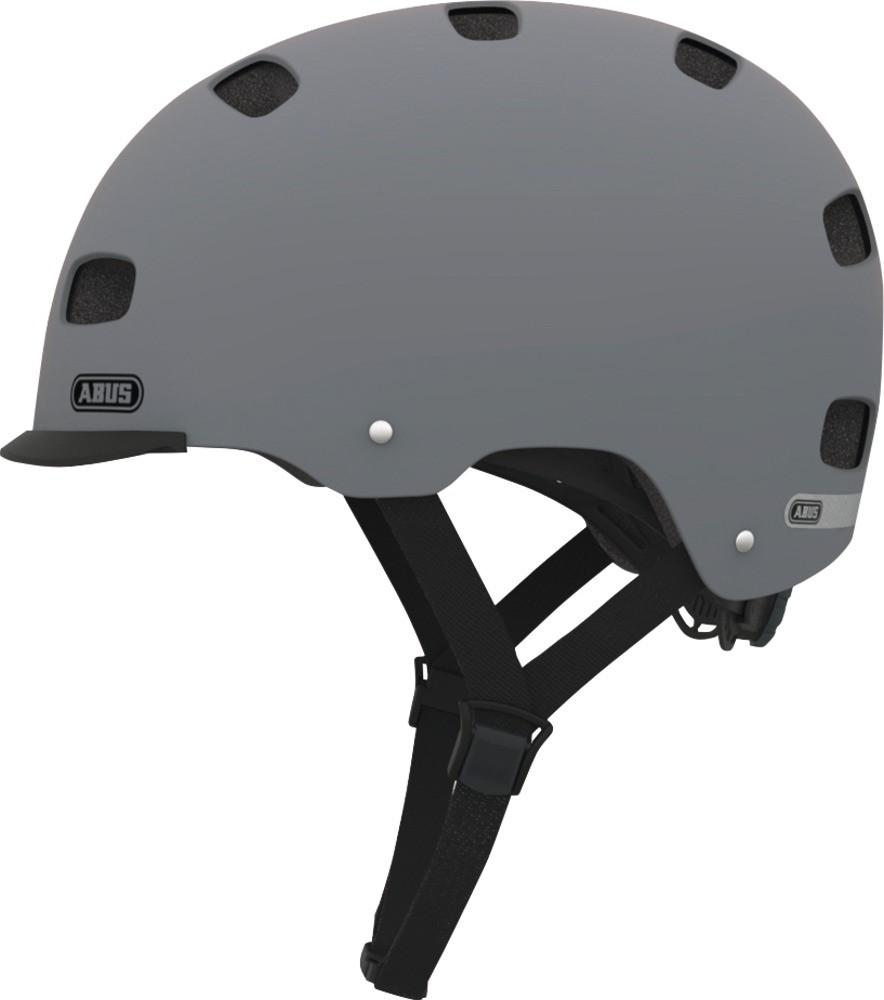 Велошлем ABUS SCRAPER v.2 Concrete Grey  (L)