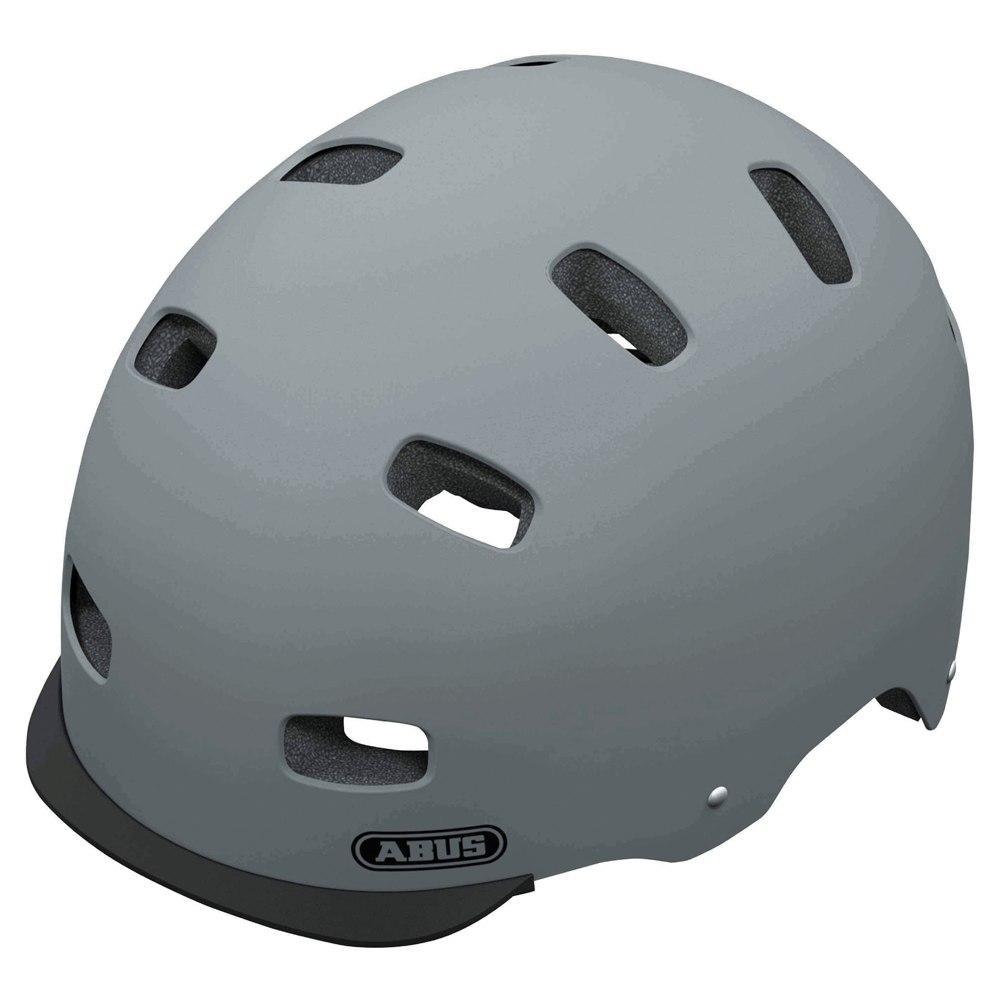 Велошлем ABUS SCRAPER v.2 Concrete Grey  (М)