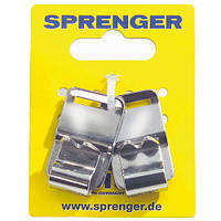 Звено для ошейника Sprenger Neck Tech Sport для собак, нержавеющая сталь, 2шт