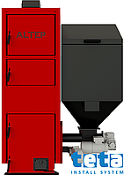 Котел пеллетный Альтеп КТ- 2Е SHN  27 кВт