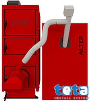 Котел пеллетный Альтеп КТ-2Е-PG с горелкой STEHIO, 33 кВт