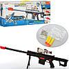 Детская снайперская винтовка стреляющая водяными шариками 520A