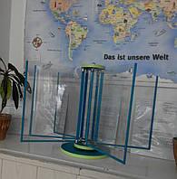Настольная перекидная система (вертушка) формата А-4