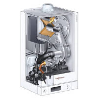 Котел газовый VIESSMANN Vitodens 100 B1HC/B1KC двухконтурный 35 кВт