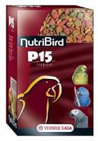 Versele Laga NutriBird P15 Tropical ВЕРСЕЛЕ ЛАГА НУТРИБЕРД ТРОПИКАЛ ОРЕХИ И ФРУКТЫ корм для попугаев
