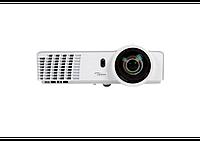 Короткофокусный проектор Optoma W303ST