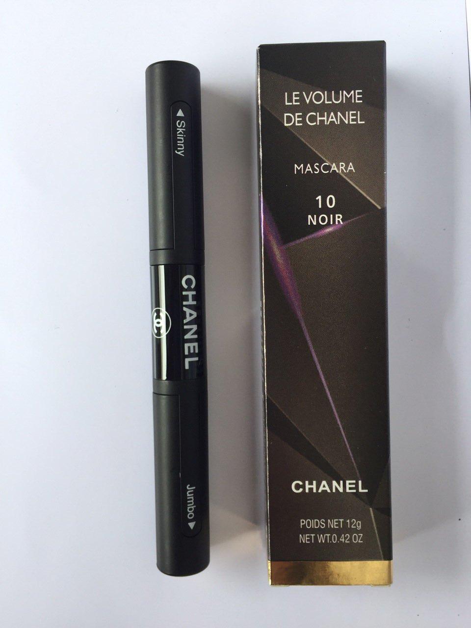 19efd09dfae Купить Тушь для ресниц двойная Chanel Le Volume de Chanel Mascara 10 ...