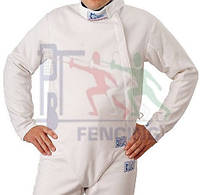 Мужская фехтовальная куртка PBT (350 N) из эластичного материала, фото 1