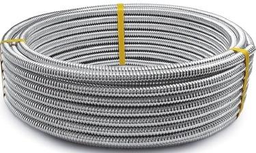Гофротруба из нержавеющей стали для теплообменника 25 Lavita гибкая