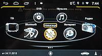 Штатная магнитола Renault Megane 2, Fluence 2002-2008 (M098) Winca S160