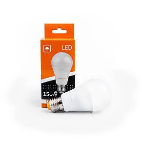 Лампа светодиодная 15вт Е27 4200К, фото 2