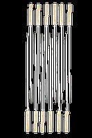 Набор шампуров 12 пр Wellberg WB 7472