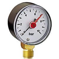 ECO 482 Манометр нижнее подключение 1/4 10 атм.