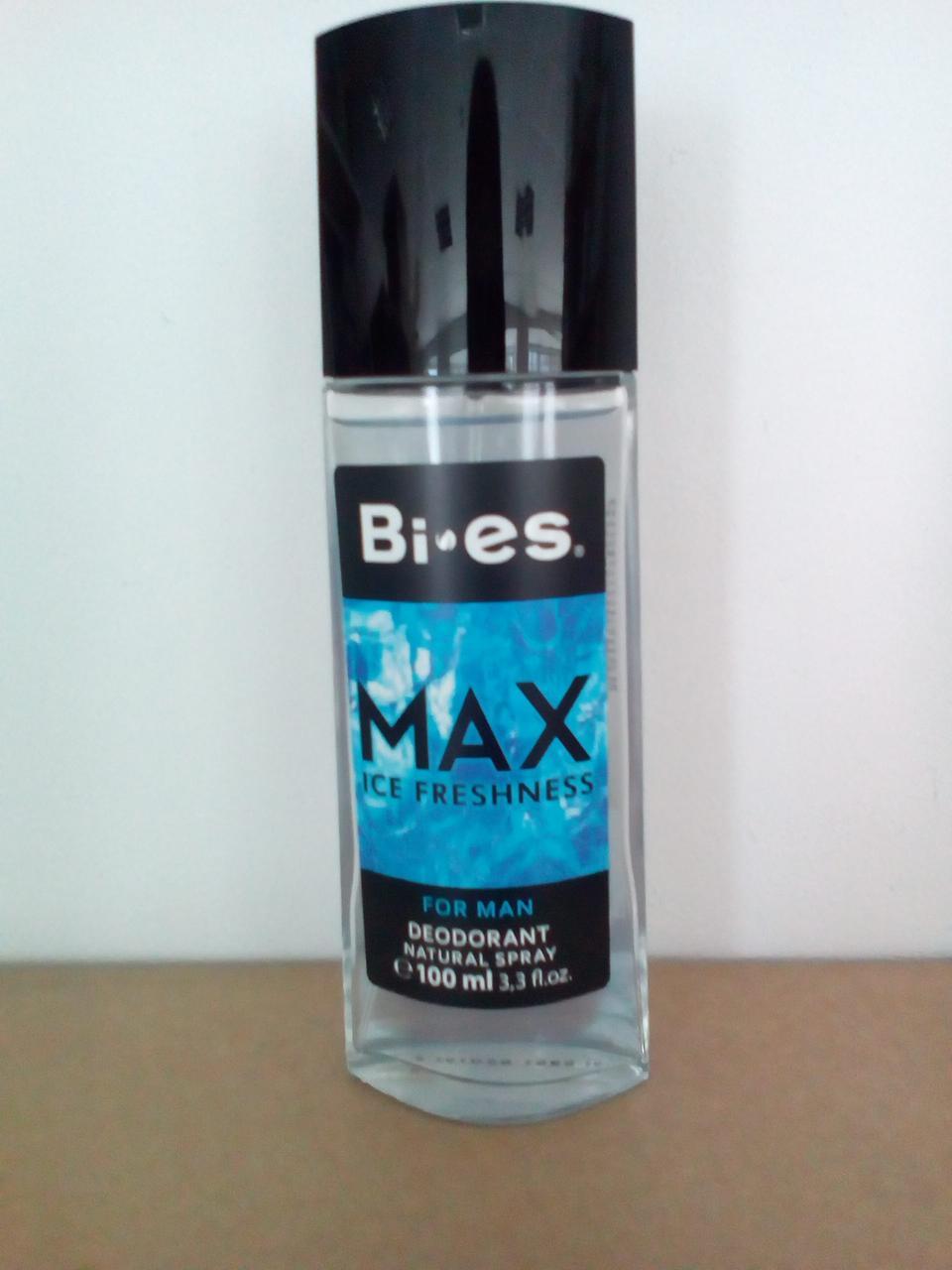 Bi-es Max Дезодорант парфумований 100 мл. М