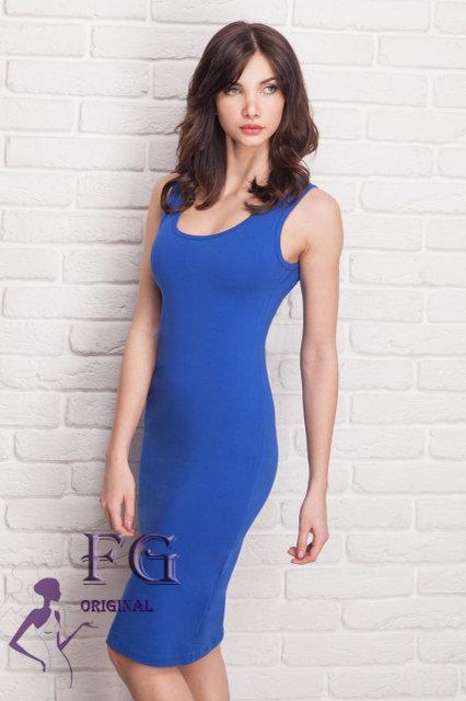 Женское платье - майка ниже колена Agnes, цена 183 грн., купить в ... aecc20da119