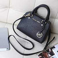 Сумка Michael Kors Medium Black, фото 1