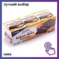Вафли Excelsior Kakao Keks Schnitte с шоколадом и какао