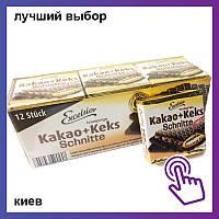 Вафли Excelsior с шоколадом и какао