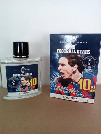 BI-ES Football Stars 10 Лосьйон Messi (Мессі) 100мл , фото 2