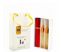 Женский мини парфюм Gucci Guilty (Гуччи Гилти) 3*15мл