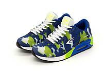 Кроссовки женские RoadStar Blue/Green 39