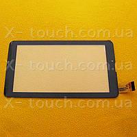 YCG-C7.0-0189A-FPC-01 cенсор, тачскрин 7,0 дюймов, цвет черный