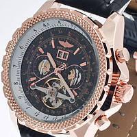 Часы  BREITLING Mulliner Tourbillon for Bentley механика