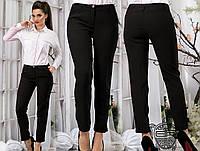 Женские укороченные брюки.